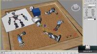 3dmax收藏视屏教程(2)创建对象,介绍中提供高清下载