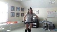 美女舞蹈Renai Circulation