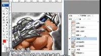[PS]【photoshop教程】利用图层样式,简单处理CG