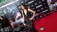 电影 复仇者联盟 The Avengers全球首映现场众星集结2