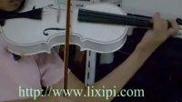视频: 皇冠白色小提琴 http:lixipi.taobao .com www.lixipi.com