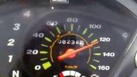 视频: honda-wave_110CC_topspeed140km