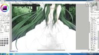 如何画电脑绘图 Rin Hagiwara (2)
