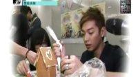 2010-12-24壹級娛樂:愛似百匯演員製作薑餅屋