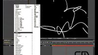 琼海电音视频教程AE动态背景光效