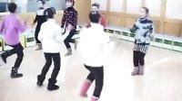 企业文化舞蹈   兔子舞 儿童版