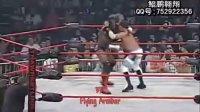 TNA 巨星 AJ Styles 精彩高飞 100招