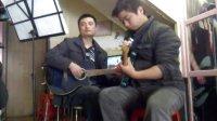 吉他弹唱《我不难过》