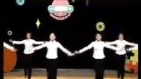 长沙可丽可心国际减肥俱乐部企业舞蹈展示