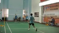 先峰上海友邻羽毛球俱乐部交流赛