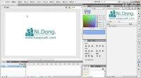 【中文版】Adobe.Flash.CS5.Pro.新增功能课程 08-1 FL 与 PS 的沟通协作