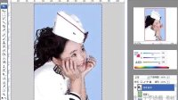 [PS]照片十字绣视频教程2、Photoshop人像简单处理技巧