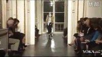 巴黎时装周2011春夏系列Balenciaga