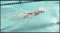 15.换气时避免下沉——本科自由泳短片