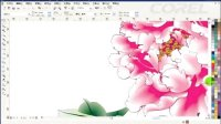 CDR教程 cdr实例教程 cdr排版教程 cdr基础教程 艺术笔工具