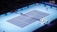 Barclays ATP Finals 2010: Nadal vs Berdych 赛末点