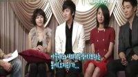 2010-10-09 - 演艺家中介''笑吧, 东海' ' 采访花絮