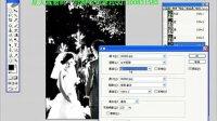 [PS]photoshop教程PS婚纱照调色教程第6课背景红色调艺术效果.wmv