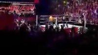 WWE火爆刺激赛 塞纳带领RAW群星欲揍NXT群星,七人