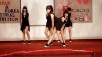 韩国美女大赛冠军热舞