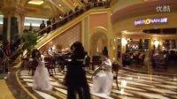 视频: 威尼斯人(度假村)酒店娱乐场一角