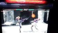 2011过年铁拳赛:阿丽萨vs眼镜【NINA】