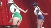 [犊子专用]日本两美女sexy雷鬼舞展示.看看日本真正的雷鬼