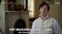 【AllForBC-字幕组】为奴十二年-Benedict拍摄电影采访