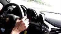 汽車線上之米其林試胎之法拉利458 Italia之內有帥哥篇