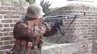 德国二战时期STG-44MP44突击步枪实弹射击