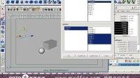 maya视频教程_动画03_驱动关键帧动画