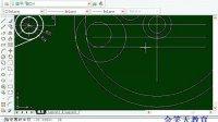 CAD 初级 第四课 教程   金笑天教育