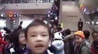 香港小学生乘高铁来汉参观