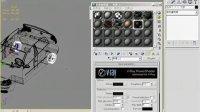 4.5.3 vray视频教程-VRay静物渲染-vray汽车细调场景材质