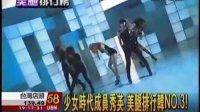 101027 UBN News-美腿排行榜SNSD秀英2PM Nichkhun