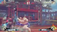 Keno (Boxer) vs Mike Ross (Honda)