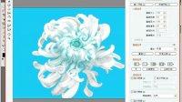 [PS]photoshop cs4 视频教程精通篇之photoshop cs4 使用滤镜完成艺术化效果2