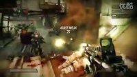 PS3《杀戮地带3 Killzone 3》多人联机MAWLR Graveyard地图和军医演示视频