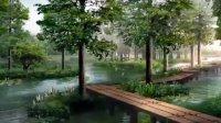 贝尔高林天津天嘉湖生态旅游度假区规划设计