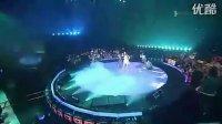 韩国的美女主持人韩艺瑟  主持现场性感热舞