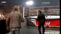 WWE RAW2010年8月10日cd1(中文)主赛:塞纳队vs.NXT队