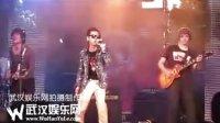 第四届武汉爱与和平音乐节现场视频.天空乐队(武汉娱乐网拍摄)