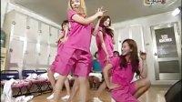 【葫芦娃】少女时代《Hoot》 KBS Happy Together 现场版 101111