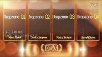 1444金色时尚颁奖晚会提名奖片头视频AE模板 可代改03