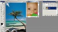 [PS]photoshop cs 全面通视频教程15—颜色替换工具