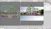水晶石技法3ds.Max VRay建筑渲染表现II(2.4.2)
