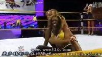 WWE【UT8D.COM】NXT 内奥米最新赛