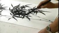 国画竹子画法一集(共三集)——张大林教授花鸟画讲座