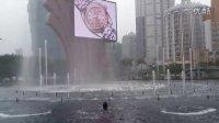 澳门永利音乐喷泉——Lt15i xperia ARC实拍