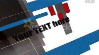 简洁的公司标志片头,AE模板,视频素材,视频模板,videohive模板
